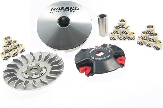 Variomatik Naraku Hs High Speed Racing Aprilia Sr50 Racing 2000 Minarelli Motor Auto