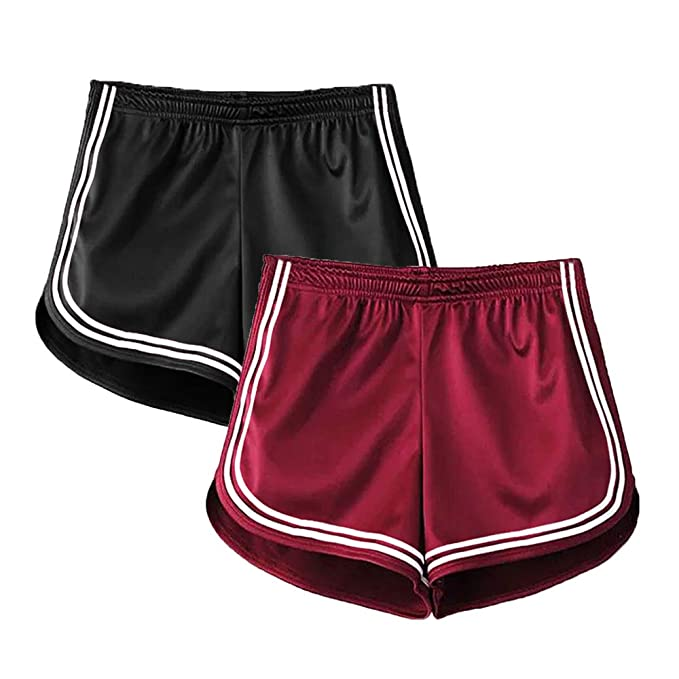 Amazon.com: Pantalones cortos para mujer, sexy, con diseño ...