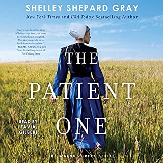 Book Cover: The Patient One: The Walnut Creek Series, book 1