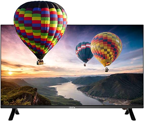 Aisen 80 cm  32 Inches  HD Ready Smart LED TV A32HDS620  Black   2019 Model  Smart Televisions