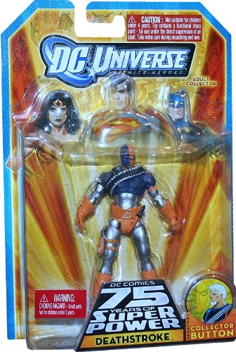 DC Universe Infinite Heroes 75th Anniversary Deathstroke Wit