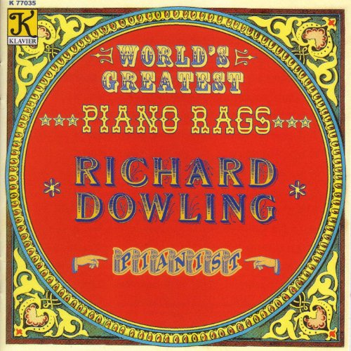 World's Greatest Piano Rags ()