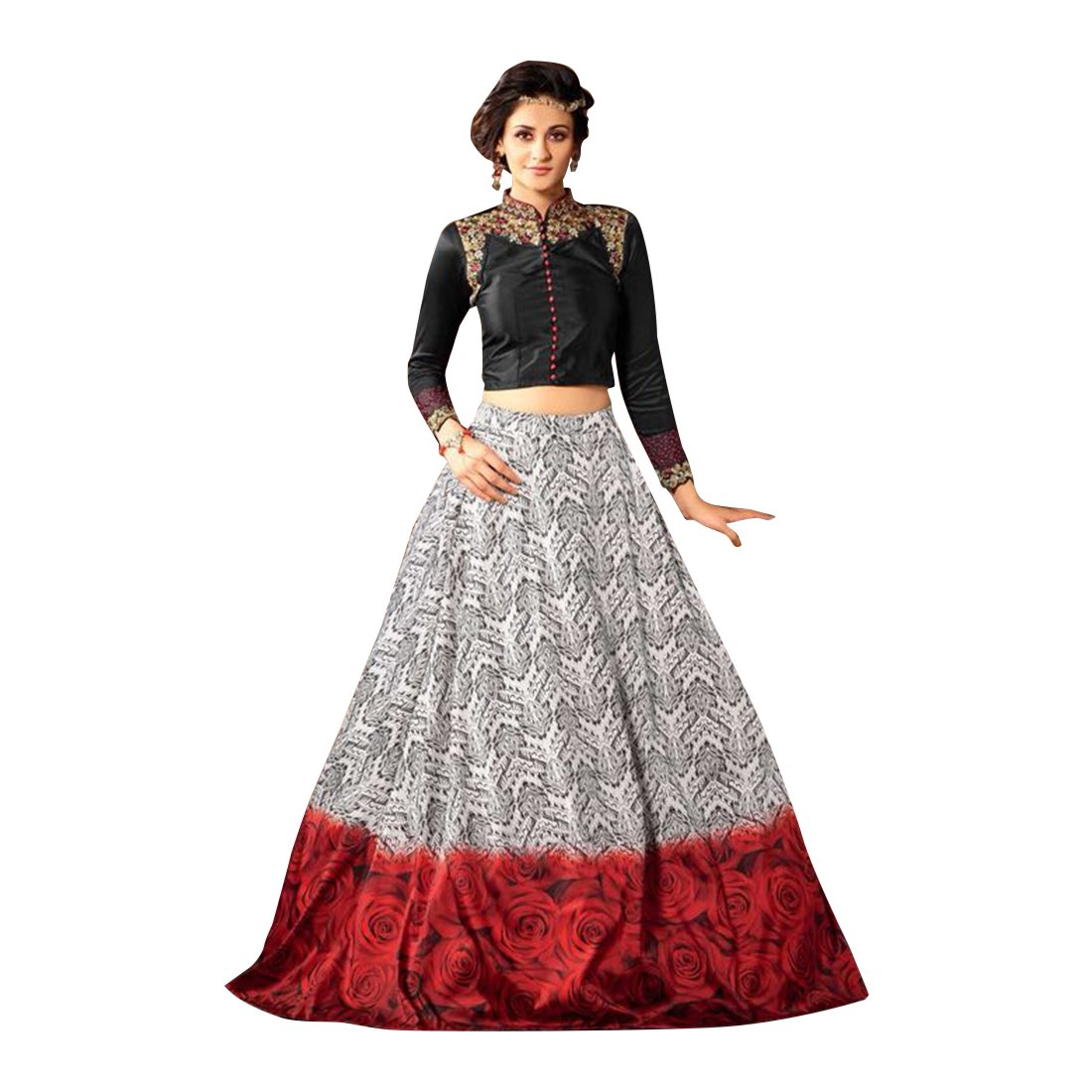 Bollywood Wedding Ceremony Ready To Wear Lehenga Salwar Suit Muslim Bridal Gown Dress Ethnic 745