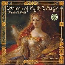 Women of Myth & Magic 2016 Fantasy Art Wall Calendar