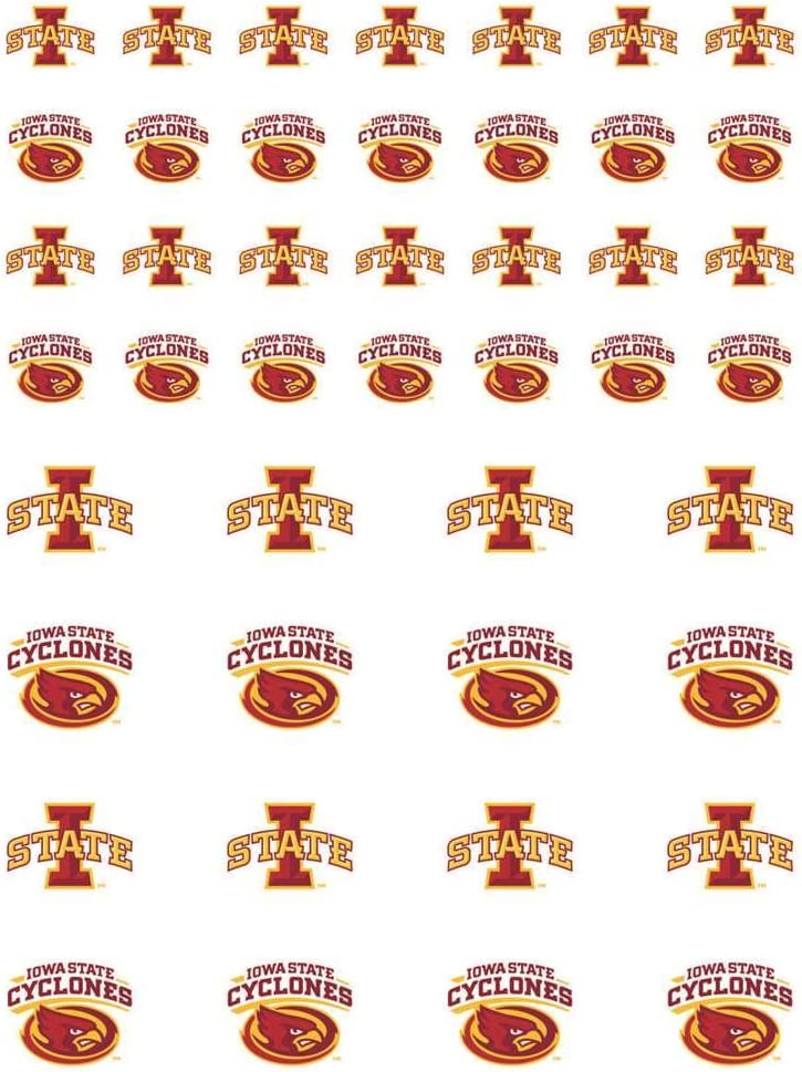 NCAA Iowa State Cyclones 4.5-by-17 Inch Sign