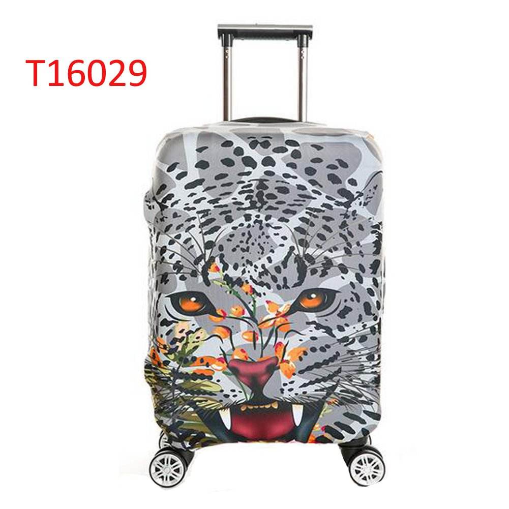 Meijunter Printing Elastic Suitcase Luggage Anti-Scratch Waterproof Protective Skin Cover Junsi Electronics Co. Ltd