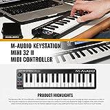 M-Audio Keystation Mini 32 MK3 Portable Mini-USB