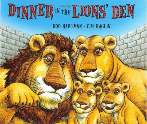 Read Online Dinner in the Lions' Den pdf