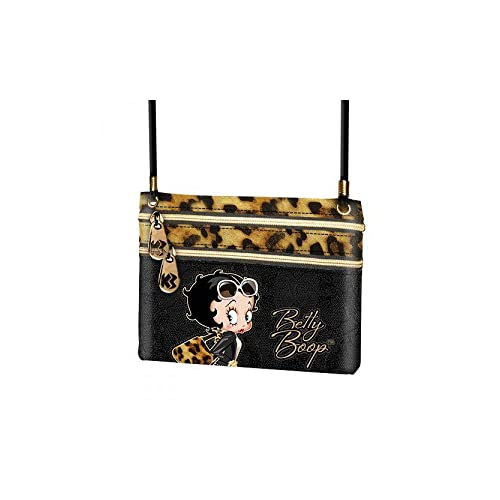 Monedero Betty Boop LeopardA: Amazon.es: Zapatos y complementos