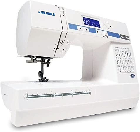 Máquina de coser JUKI HZL LB 5100 - Quilting y Patchwork: Amazon ...