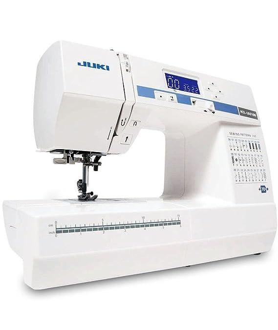Juki HZL LB5100 Macchina per cucire elettronica, 100 punti cucito, Jeans, Quilt e Patchwork