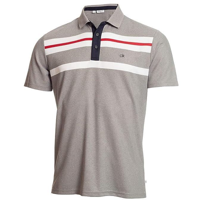 Calvin Klein 2019 - Polo de Golf para Hombre: Amazon.es: Ropa y ...