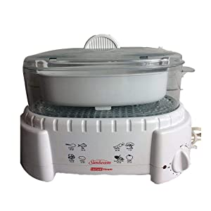 Sunbeam Oster Instant Steam 4710 Vegetable Food Rice Cooker 900w