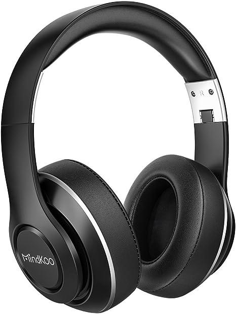 Wireless Bluetooth Headphones, Over Ear Foldable Hi Fi