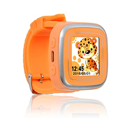 turnmeon Smart Watch para niños Smartwatch con 10 juegos divertidas, temporizador, reloj despertador, Pedometer Health Monitor
