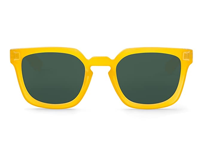 Mr Boho Salesas, Gafas de Sol Unisex, Honey, 48