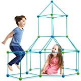 Obuby Kids Construction Fort Building Kit 85 Pieces Ultimate Forts Builder Gift Build Making Kits Toys for Boys and…