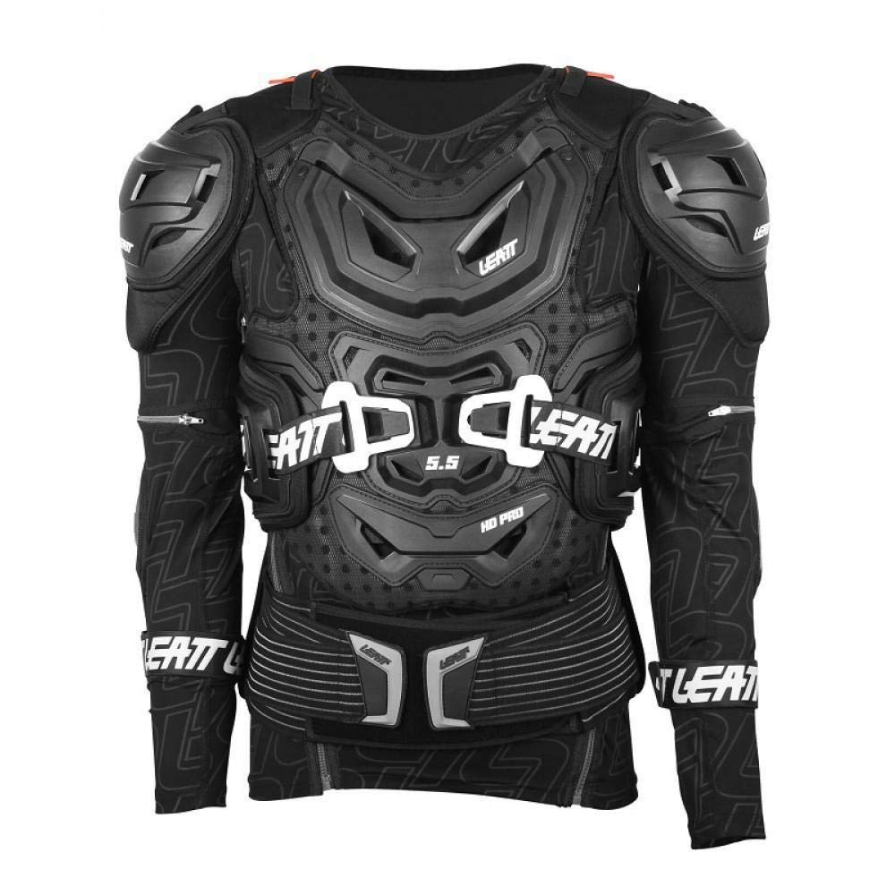 Leatt 5.5 Body Protector (Black, Small/Medium) by Leatt Brace