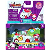 Hello Kitty Apple Coupe Metals Diecast