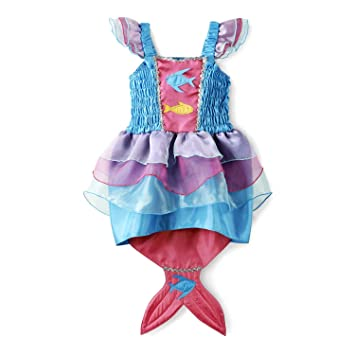 Luxury Baby / Toddler Mermaid Costume - Adorable Handmade Toddler Fancy Dress Costume (12 months  sc 1 st  Amazon UK & Luxury Baby / Toddler Mermaid Costume - Adorable Handmade Toddler ...