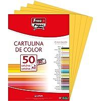 Fixo Paper 11120360 – Pack de cartulinas A3
