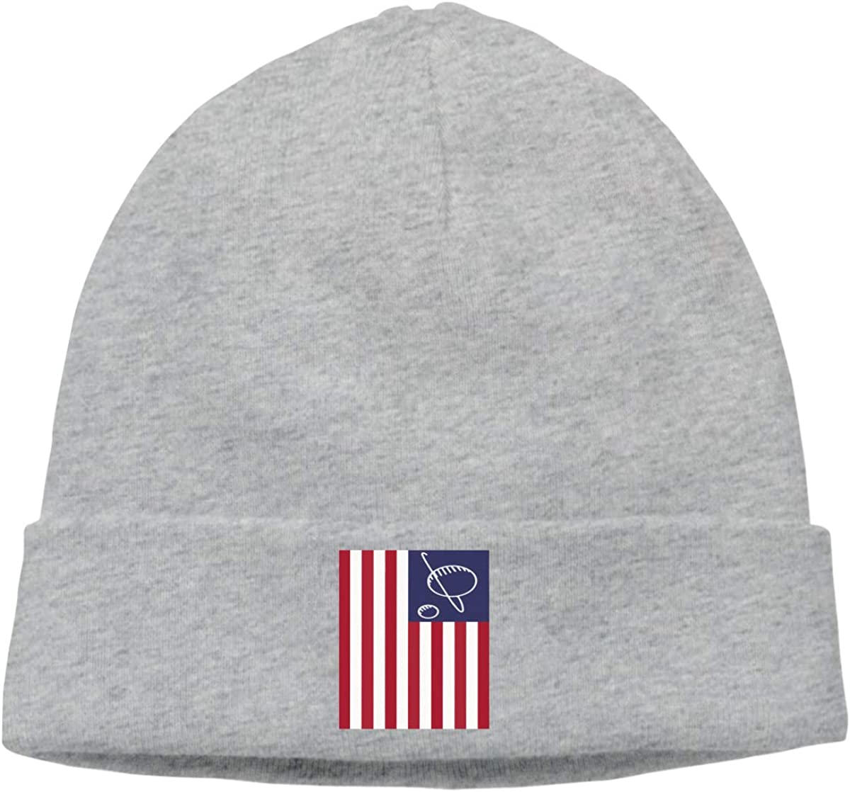 BBlooobow Men Women American Soft Beanie Hat