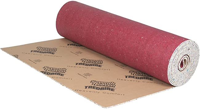 How To Fit Carpet With Underlay Youtube