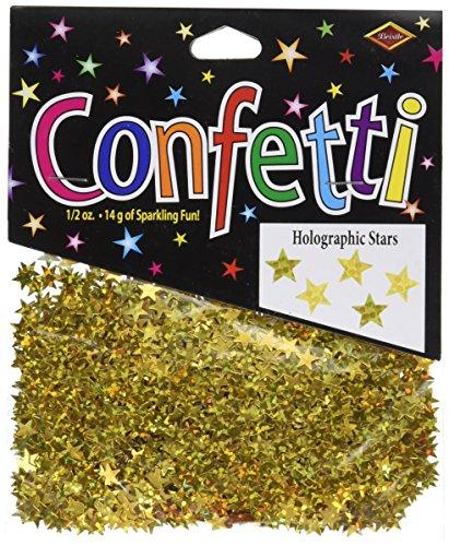 0.5 Ounce Metallic Confetti - 8