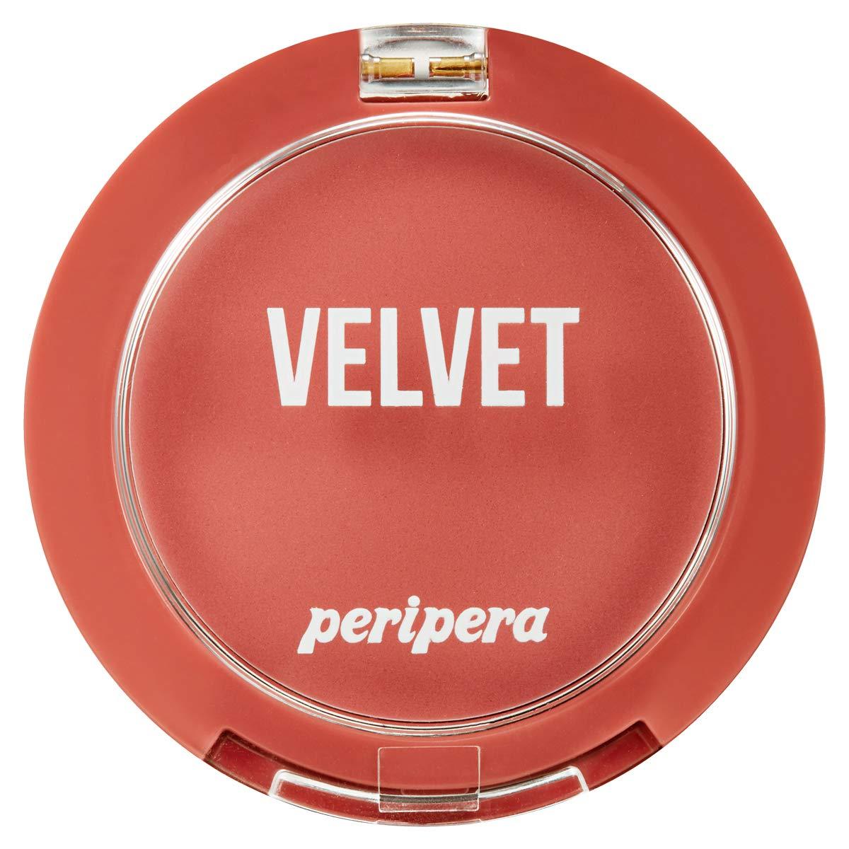 Peripera Velvet Cheek 0.1 Ounce 007 Cozy Creamy Rose CLIO