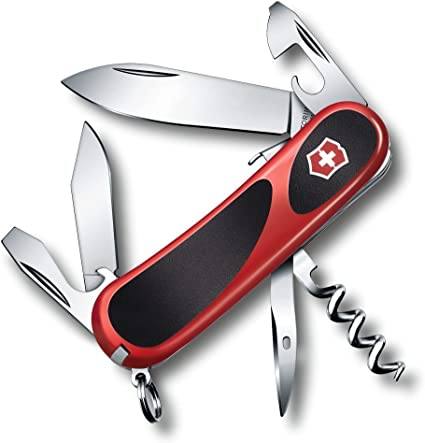 Amazon.com: Victorinox Swiss Army EvoGrip S101 Swiss Army ...