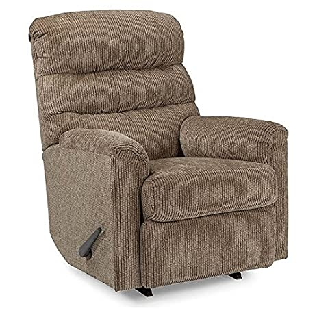 Lane Furniture Cole Collection 11781/2001 87 32u0026quot; ComfortMax Rocker  Recliner With Fabric