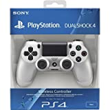 PlayStation 4 - Controller Dualshock 4 Wireless Silver - Special Limited - PlayStation 4