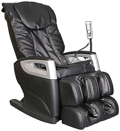 Amazoncom Robotic Shiatsu 6018 Reclining Massage Chair
