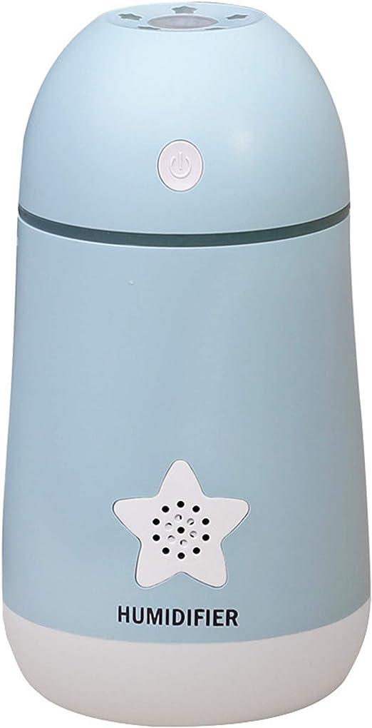 Happy Event Filtro de Aire ambientador humidificador difusor purificador de Aire pulverizador para bebés Yoga habitación de los Niños Oficina: Amazon.es: Jardín