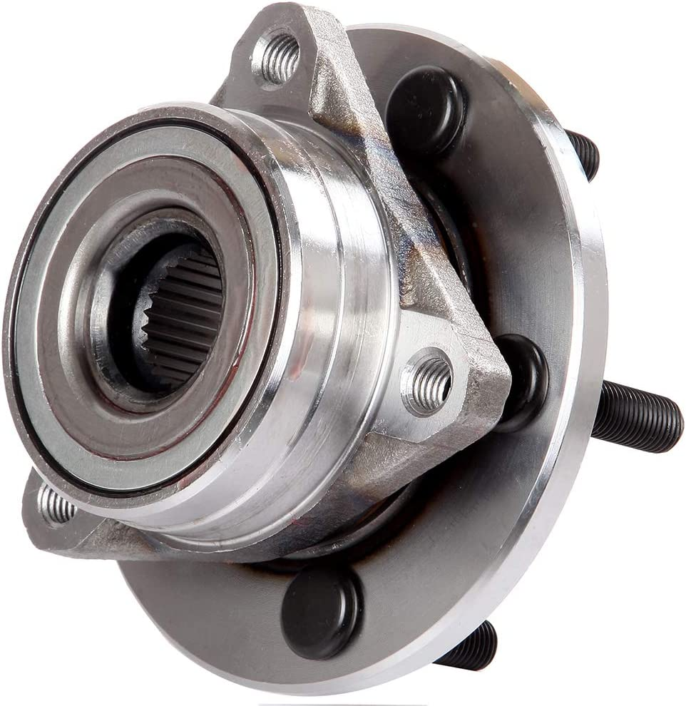 ECCPP Front 5 Lugs Wheel Bearing and Hub Assembly for 1996-2007 Ford Taurus 1995-2002 Lincoln Continental 1996-2005 Mercury Sable Wheel Hub Bearings 513100