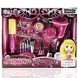 Liberty Imports Stylish Girls Beauty Stylist Set