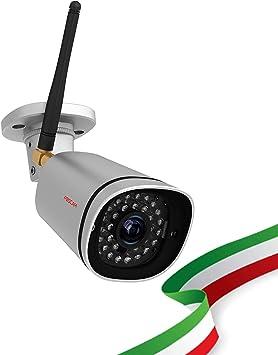 Opinión sobre Foscam FI 9800P, cámara IP CMOS Uso Exterior