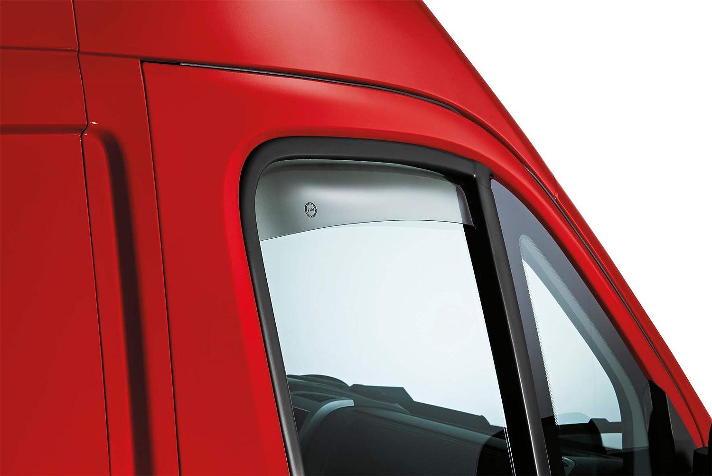 Mopar/® Authentic Accessories 50901494 Deflectores de Aire para ventanillas Delanteras