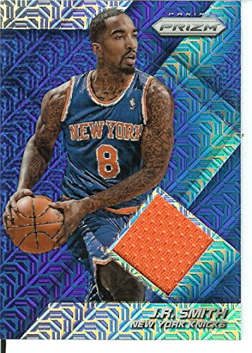 Basketball NBA 2014-15 Prizm Jerseys Prizms Blue Mojo #55 J.R. Smith MEM Knicks by Prizm
