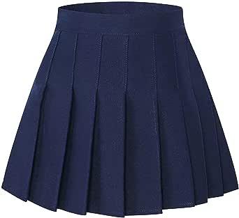 SANGTREE Girls' Pleated Skirt, 2-14 Years