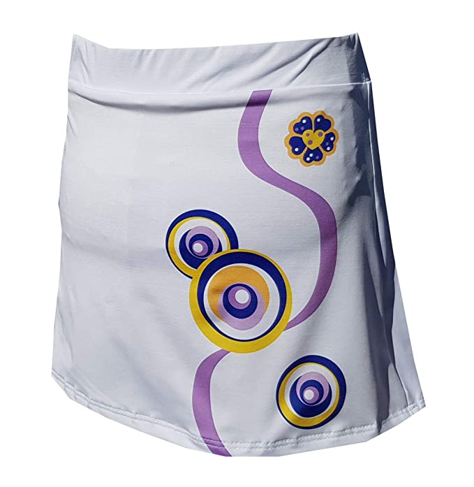 El Gusanillo - Falda de pádel o Tenis para marcar Tendencia en la ...