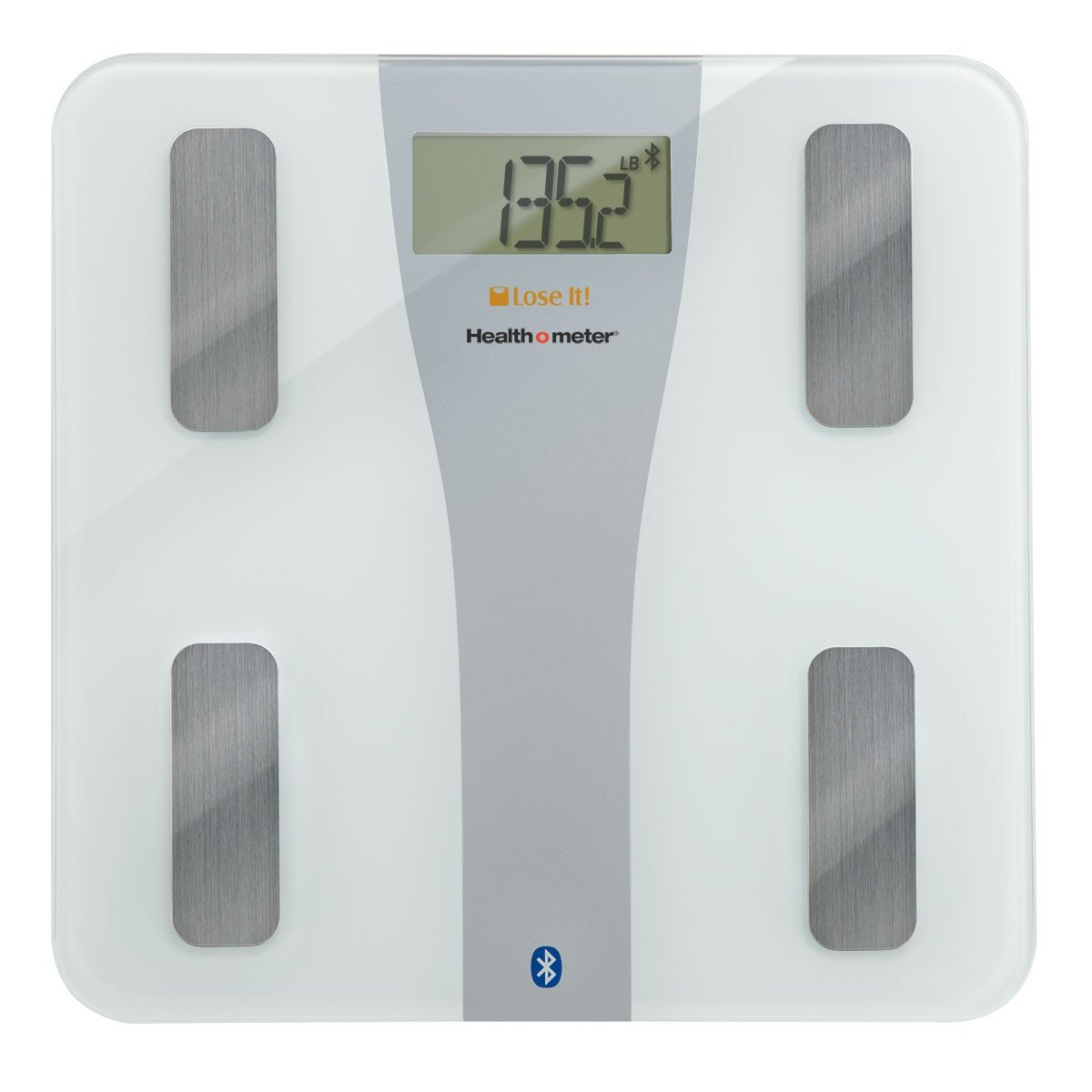 Lose It! Bluetooth Body Fat Scale by Health o Meter for Iphone,Compatible: iPhone 4S, 5, 5C, 5S ; iPod Touch-5th gen ; iPad Mini, 3rd gen, 4th gen Holmes Group BFM147DQ-01