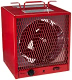 Dr Infrared Heater DR-988 Garage Shop 208/240V, 4800/5600W Heater with 6-30R Plug