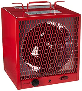 6. Infrared Heater DR-988 Garage Shop 208/240V, 4800/5600W Heater with 6-30R Plug