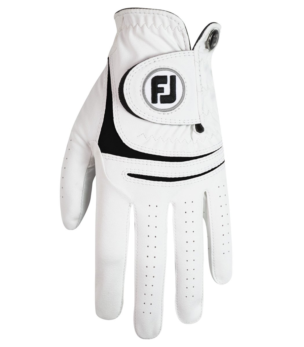 FootJoy WeatherSofゴルフグローブホワイトLeft HandメンズCadetミディアム   B00NIHYCHE