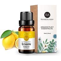 Lemon Essential Oil Aromatherapy Now Pure Orangic Essential Oils Set for Diffuser