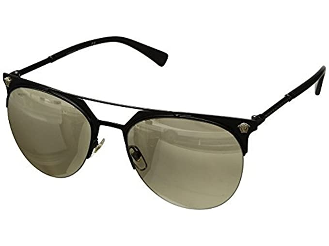 2aed830be99 VERSACE Men s 0VE2181 12615A 57 Sunglasses