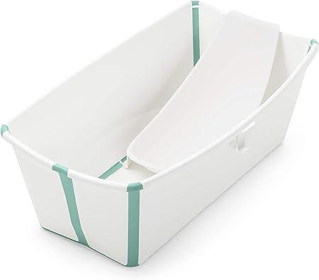 Cómoda: Es perfecta para niños hasta los 4 años y para recién nacidos gracias al asiento incluido qu