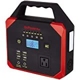 Ideation GoPower Plus emergency portable power station 45000 mAh with emergency weather-band radio (1201)