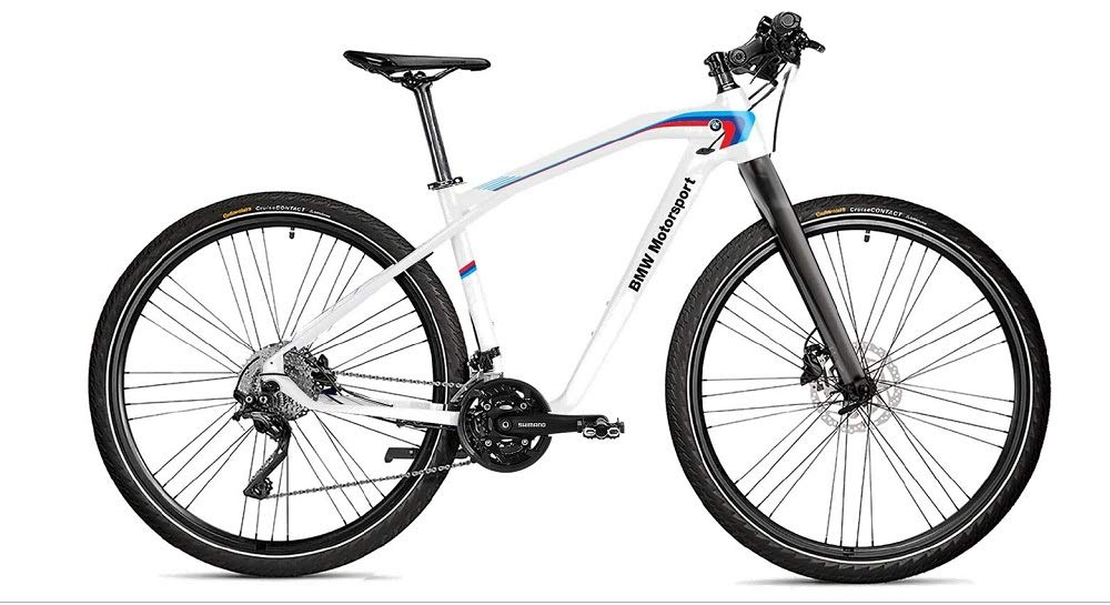 Bmw Bicycle >> Bmw Original Edition Motorsport Bike Carbon Cruise Bike